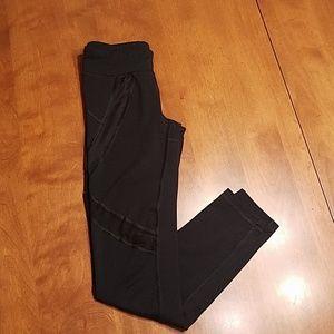 LLD black leggings small
